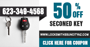 home locksmith Sun City AZ